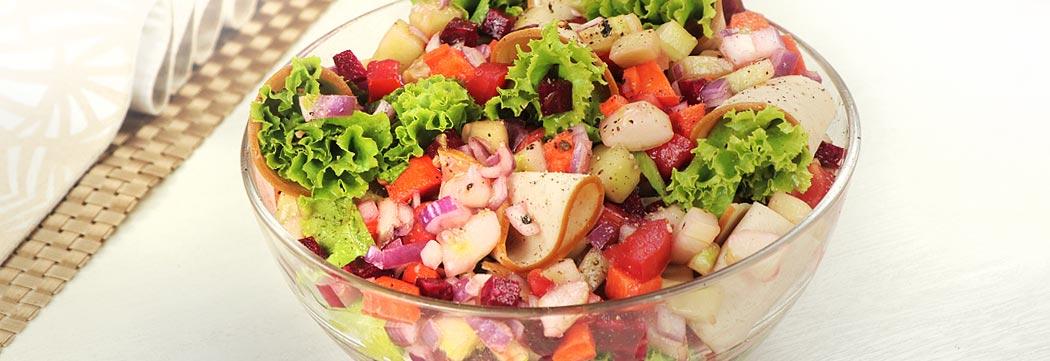 Bologna Salad