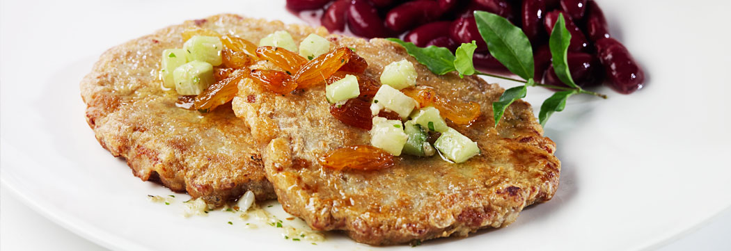 Chapli Kabab Meunière