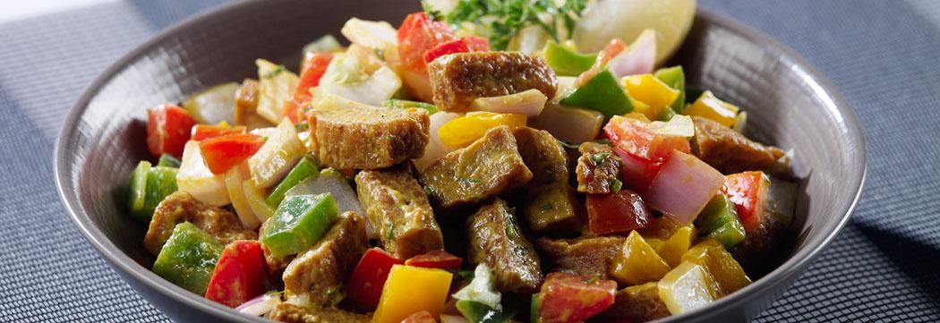 Chunks French Salad