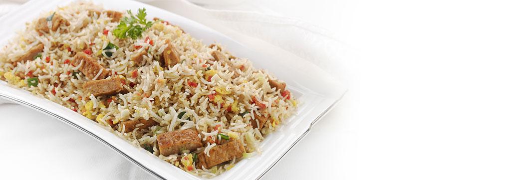 Chunks Fried Rice