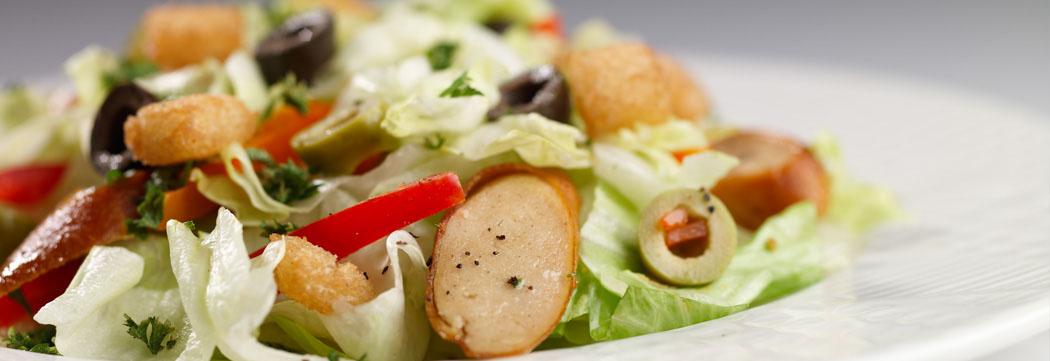 Frankfurter Salad Platter
