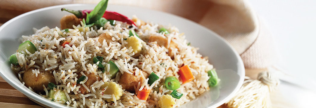 Garlic Buttered Rice with Tender Pops