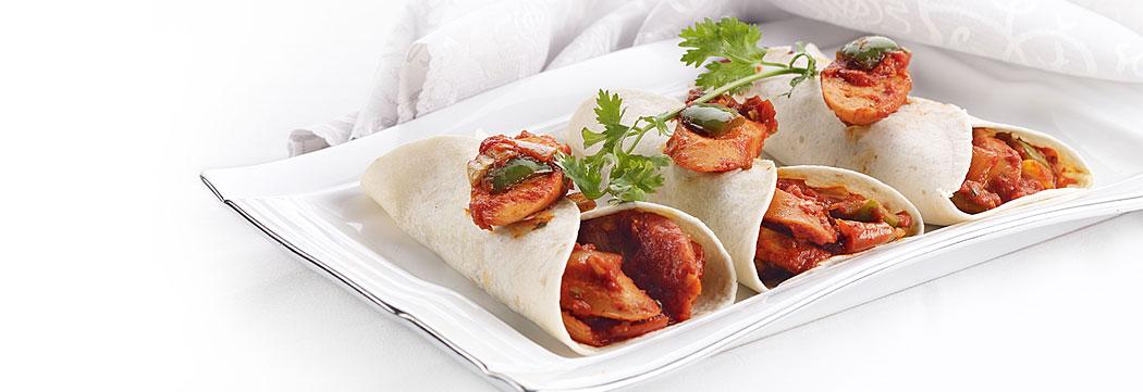 Jumbo Frank Sausage Tacos