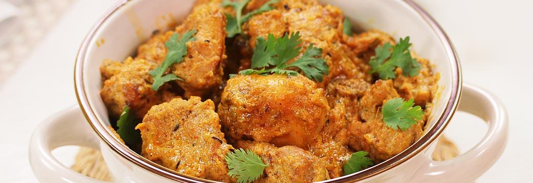 Mughlai Tikka Curry