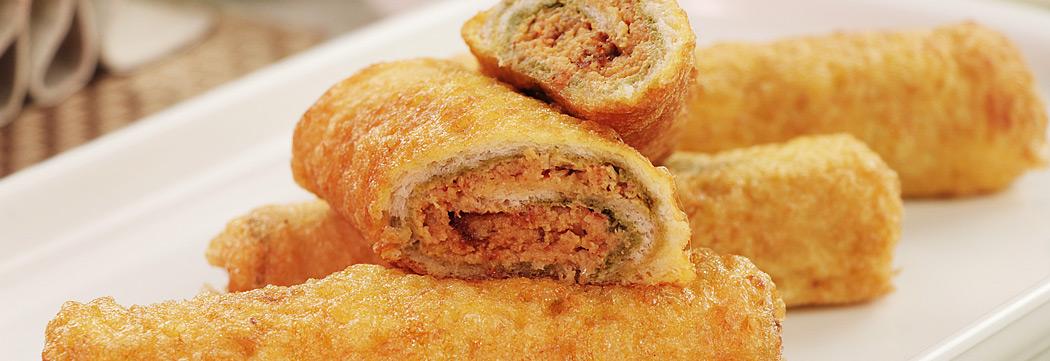 Shami Kabab Burger Bread Roll