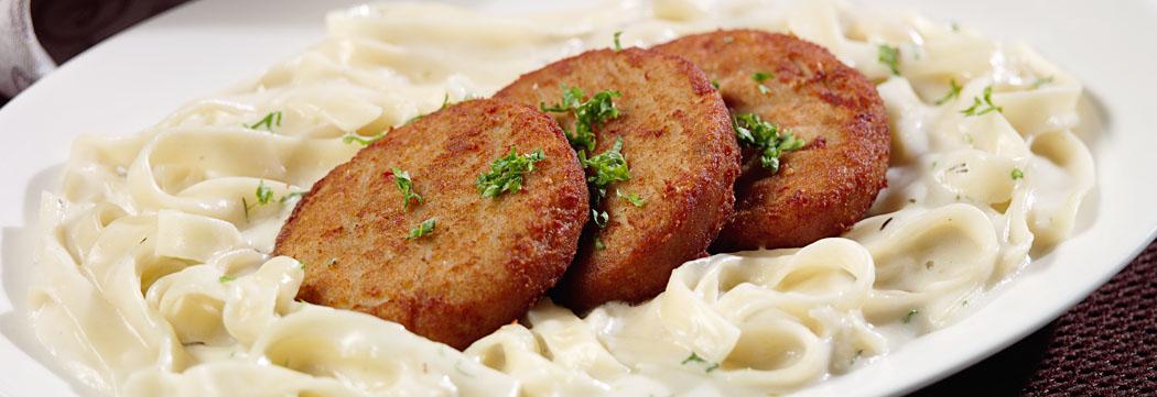 Shami Kabab Pasta