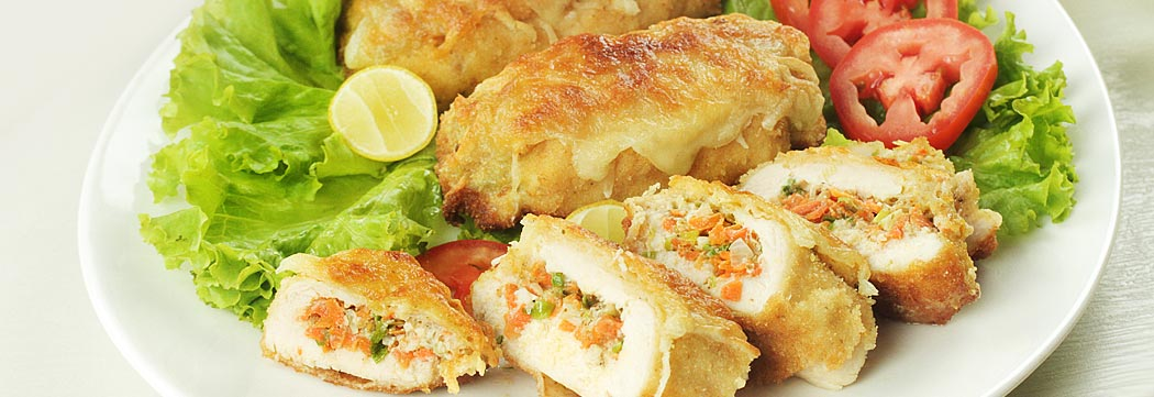Stuffed TenderBrest
