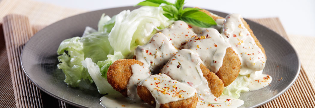 Tarragon Sauce Nuggets